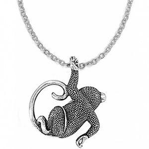 Brighton Jewelry - Brighton Monkeying Around Necklace